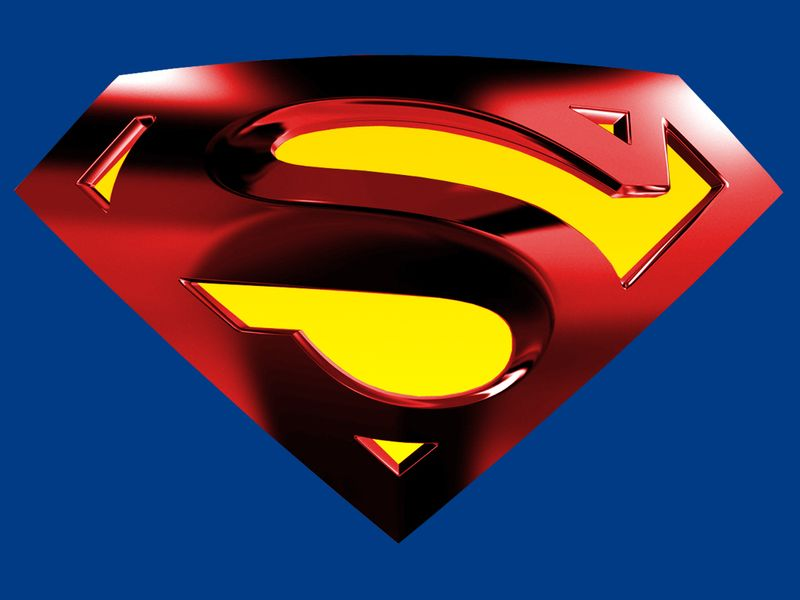Superman logo-5
